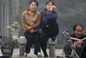 一窥朝鲜人鸭绿江边的生活