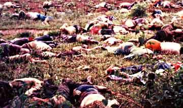 卢旺达屠杀20年祭:百万死者坟前 法国被禁止参加悼念