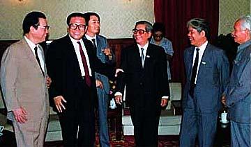 """越南""""林彪""""黄文欢:不满亲苏政策成功叛逃中国"""