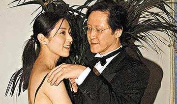 张玉珊:大佬向华胜背后的女人