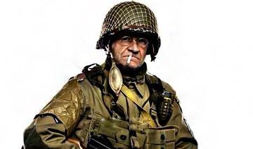 美国93岁101空降师老兵重返诺曼底跳伞 威风不减当年
