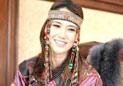 蒙古姑娘性感迷人