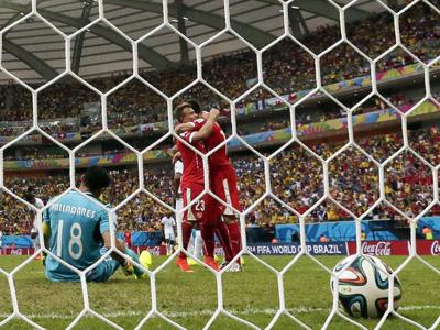 沙奇里上演帽子戏法 瑞士3-0洪都拉斯晋级