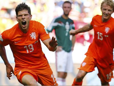 斯内德救主 亨特拉尔点杀 荷兰2-1逆转墨西哥