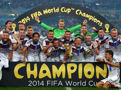 巴西世界杯颁奖典礼-精华