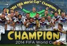 巴西世界杯颁奖典礼