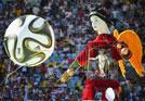 巴西世界杯闭幕式