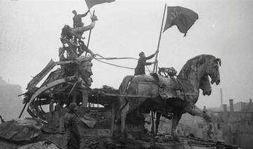 二战时苏联红军生活写真