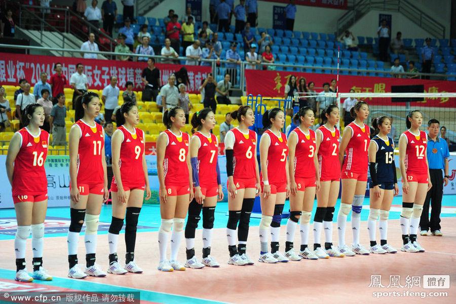 中国女排全体队员高清图片