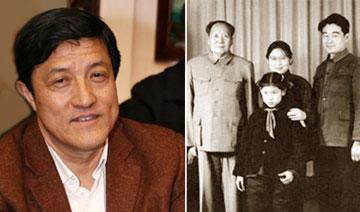 毛泽东后人