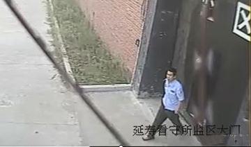 黑龙江3犯人杀死狱警 穿警服逃跑