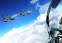 直击军方最大规模空战