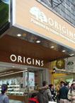 ORIGINS在大陆和香港同样都很受欢迎