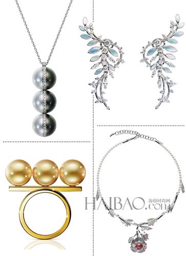 塔思琦珠宝:大自然的灵感&前卫的设计