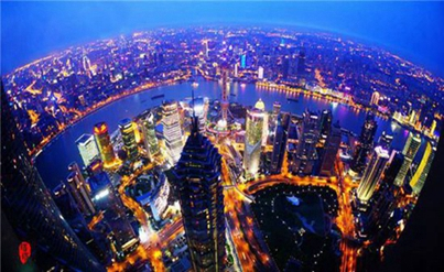看那个良夜 温和走进国内夜景最美的10个城市