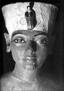 —第18位埃及法老王,公元前1336至1327年统治埃及.图特卡蒙并图片