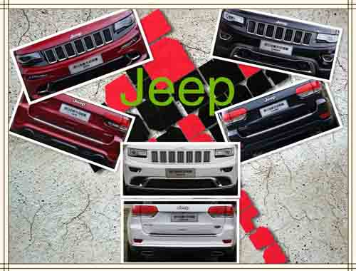 超劲 Jeep大切诺基柴油版高清图片