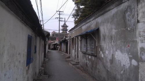 通城老街小巷