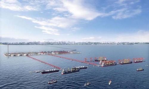 大美如东洋口港:南黄海上的一颗璀璨明珠
