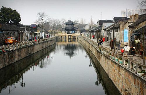 探索水绘小城如皋 这里既是小城,就不似扬州,苏州那般热闹浮华,适于