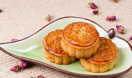 南通中秋民俗之中秋食月饼