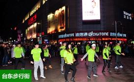 地点:台东步行街