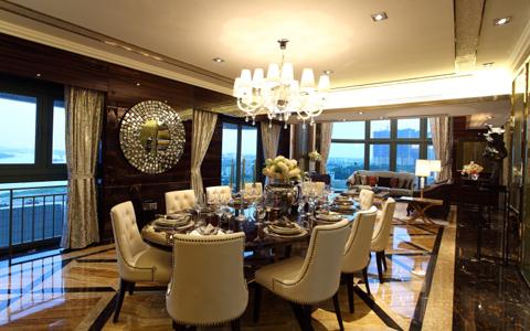 豪宅别墅内部图片