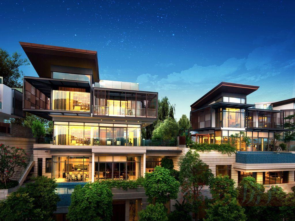 颐和高尔夫庄园# 珠三角十大最美别墅 颐和高尔夫庄园