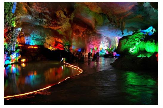 连州地下河-清远美景10大好去处图片