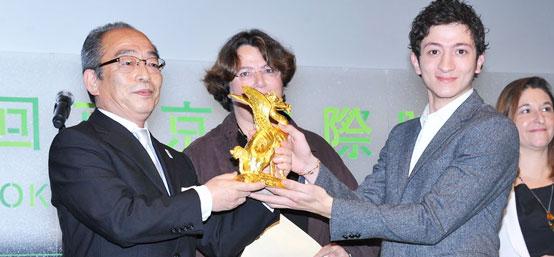东京国际电影节闭幕:《继子》成大赢家