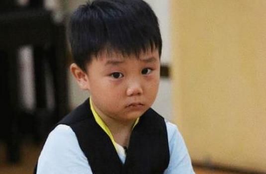 《一年级》马皓轩家庭背景揭秘马皓轩的爸爸
