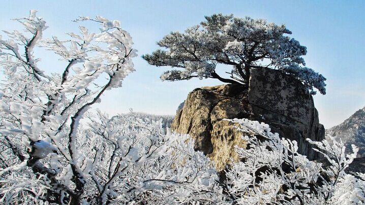 印象临沂 蒙山风景区