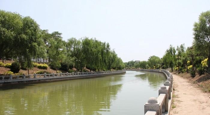 京杭大运河聊城段