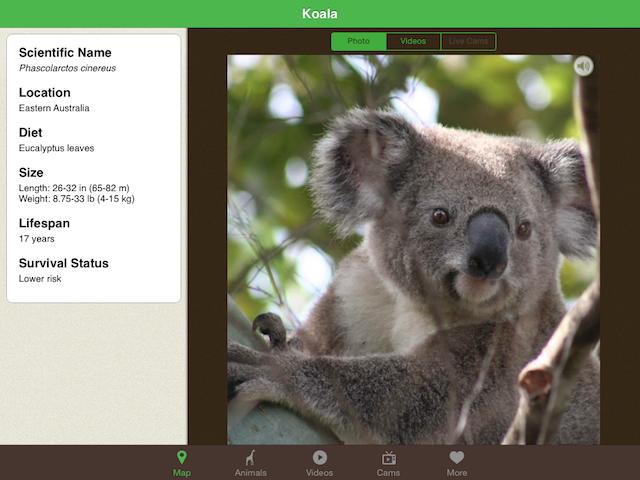 6款app 打造口袋里的动物王国