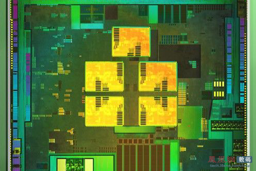 tegra 3处理器内部结构图