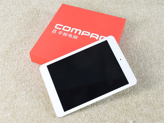向青春致敬!惠普Compaq 8四核平板全评测