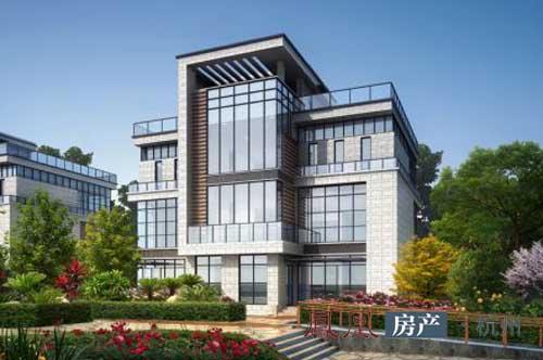创智一号效果图-未来科技城创智一号规划办公楼等 10月开盘