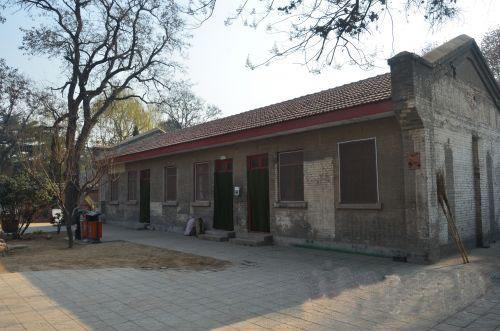 去开封市繁塔——探访河南农学院的旧址