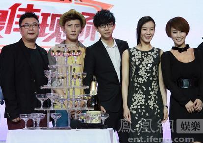 """《伤心童话》9月14上映 刘诗诗玩""""穿越""""游民国"""