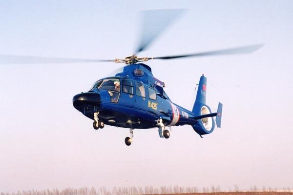 直九发展30年:2000年出口马里 创中国直升机先河