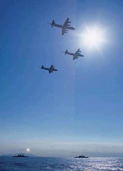 专家:解放军对付日本反潜有狠招 直接摧毁机场