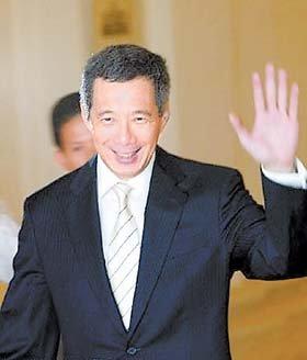 李显龙:希望中国能从新加坡发展中获得有用经验