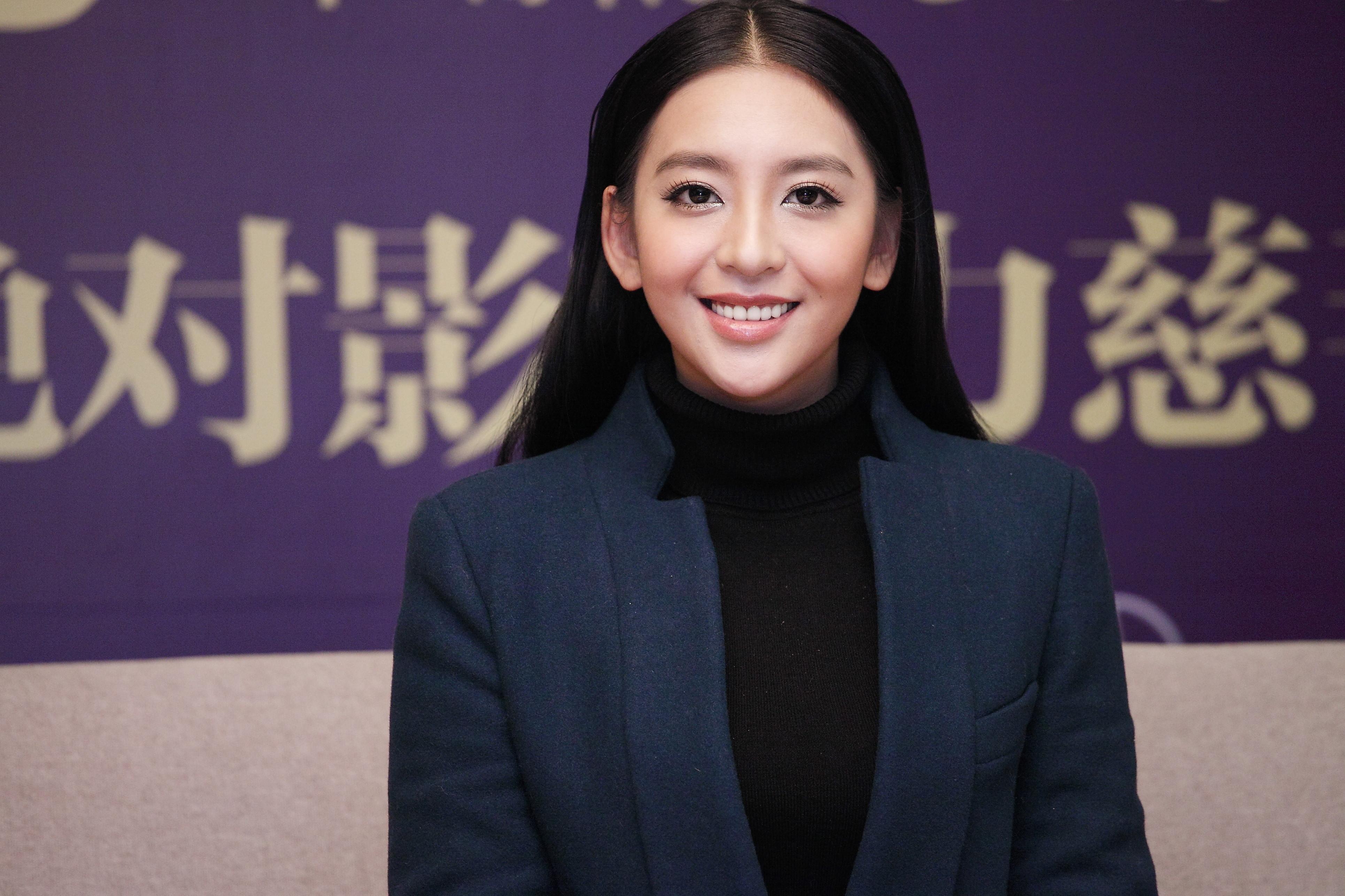 中国第一车模曹阳也出席此次盛典,并接受凤凰网湖北专访.从车
