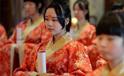 汉式成人礼 用传统文化开启人生新旅程