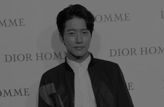 Dior Homme 2014冬季上海大秀 长腿欧巴朴海镇助阵