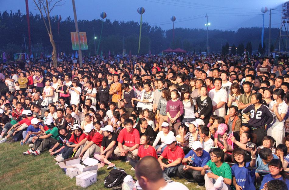 2010年花田音乐节精选图片