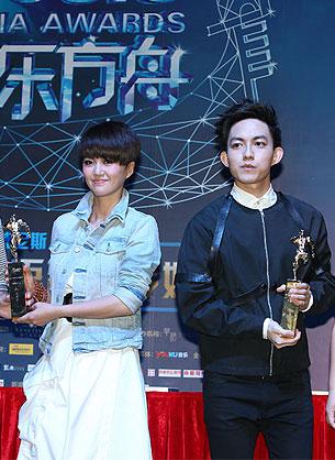 """第十二届""""华语音乐传媒大奖""""提名公布"""