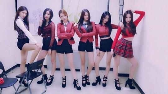 韓女團Nine Muses酷炫造型曝光 大秀美腿(圖)