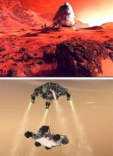 中国火星计划曝光 将进一步完善太阳系探测计划