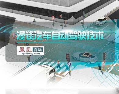 凤凰青岛漫谈汽车自动驾驶技术